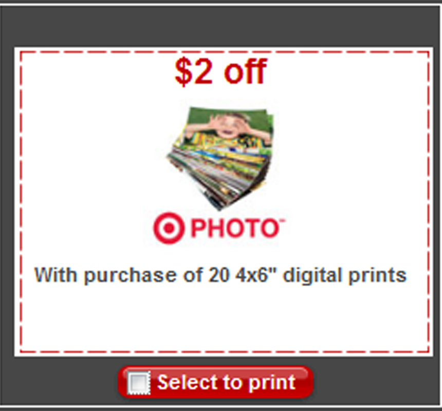 target store coupon. Use the $2.00/1 Target store
