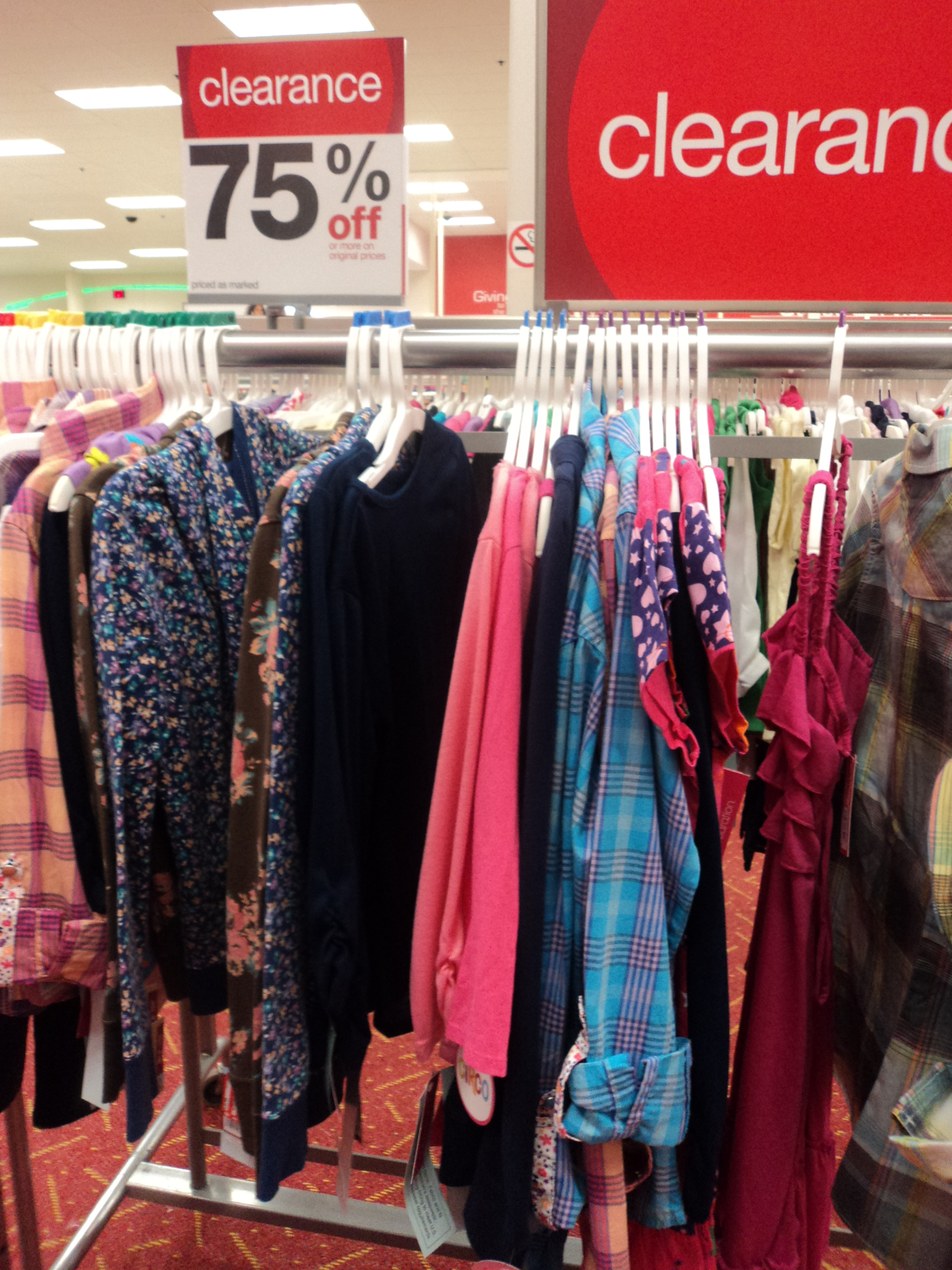 Girls Clothing Clearance
