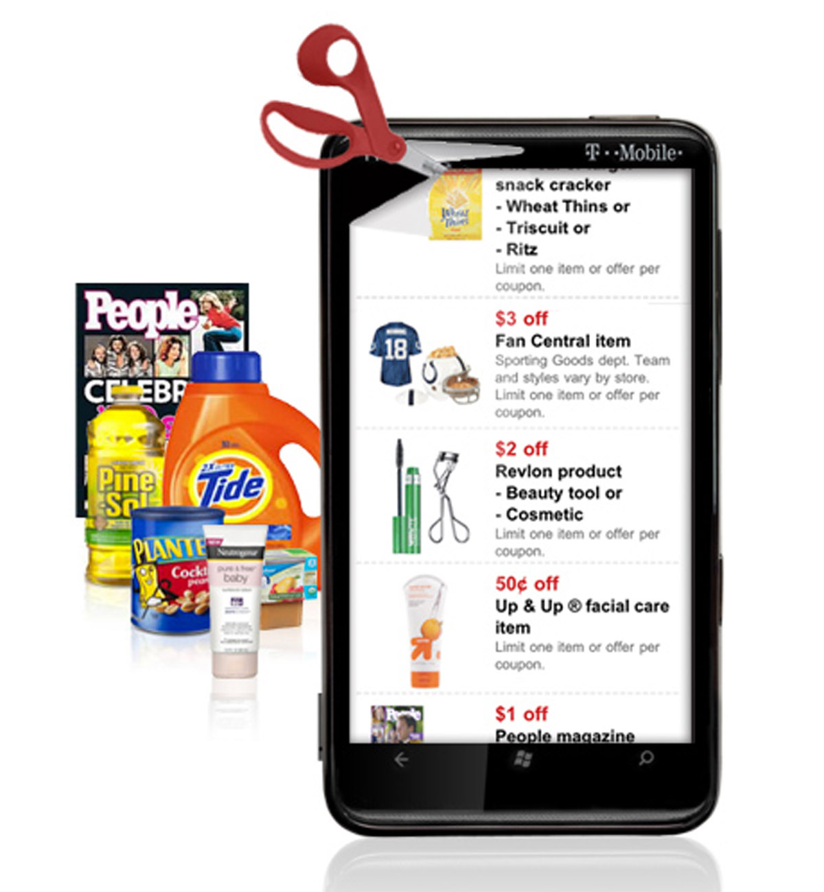 Target electronics coupons mobile